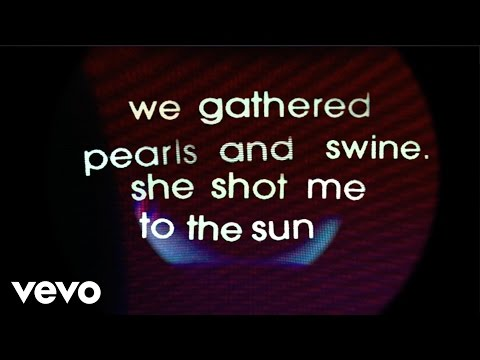 Noel Gallagher's High Flying Birds - The Girl With The X-Ray Eyes (Lyric Video)