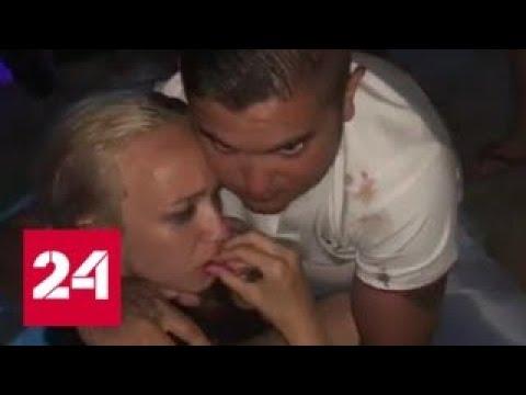 Отдых на Крите для блогерши закончился нокаутом и сломанным носом - Россия 24
