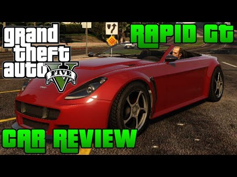 GTA 5 Car Reviews: Rapid GT
