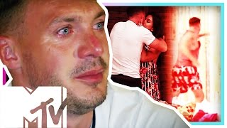 Ex On The Beach, Season 3 - Kirk Goes Crazy  | MTV