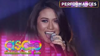 Morissette Amon's rendition of Sheryn Regis' Come On In Out of the Rain | ASAP Natin 'To