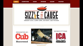 Sizzle For a Cause 2015 HD
