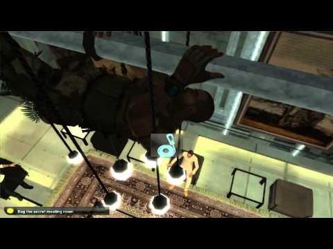 Tom Clancy's Splinter Cell Double Agent [PC]: Kinshasa