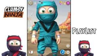 Clumsy Ninja Walkthrough  Part 16 (iOS)
