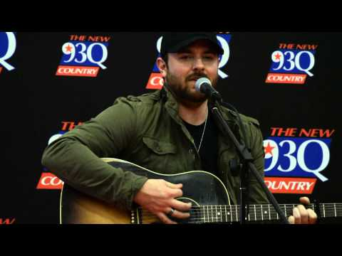 Chris Young - Who I Am With You (LIVE)