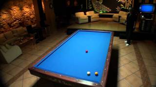 JUANJO T.  -  Miniselection of Artistic Billiard Shots