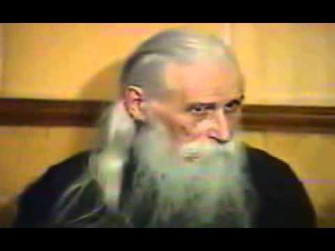 Старец Антоний о будущем России и Апокалипсисе (съёмка времён СССР)