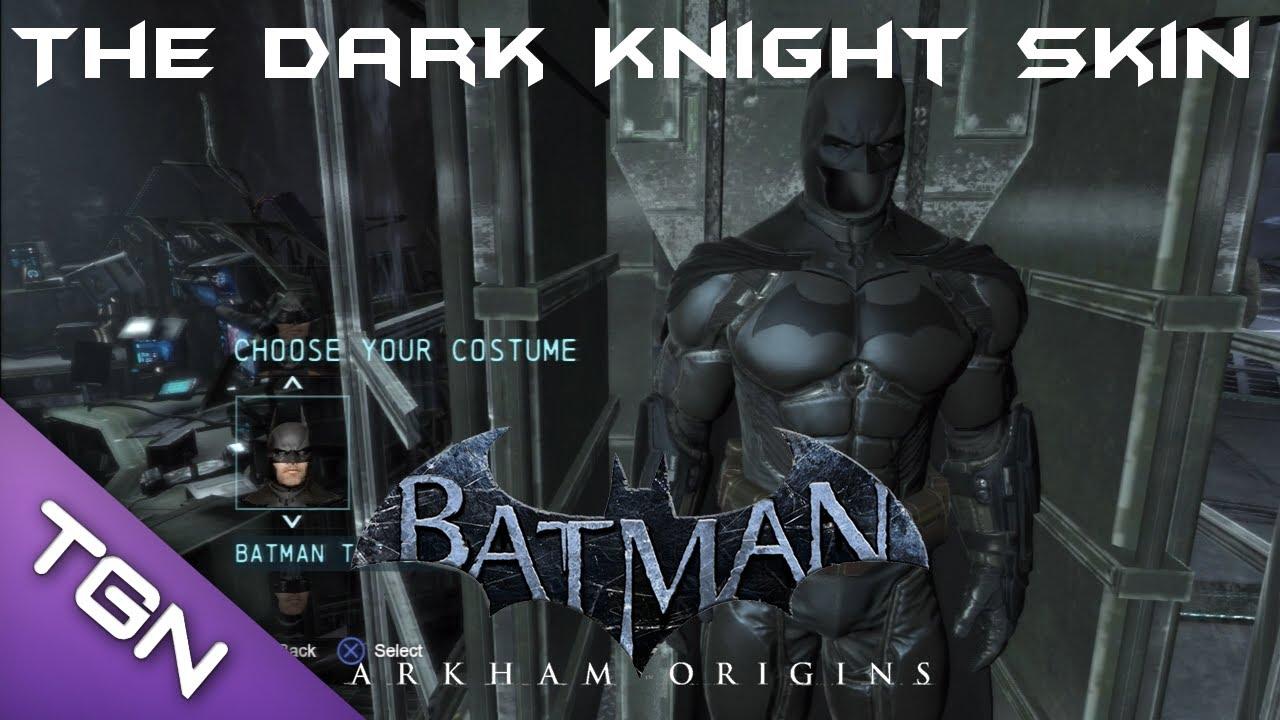 Batman Noel Skin Arkham Origins Batman Arkham Origins The
