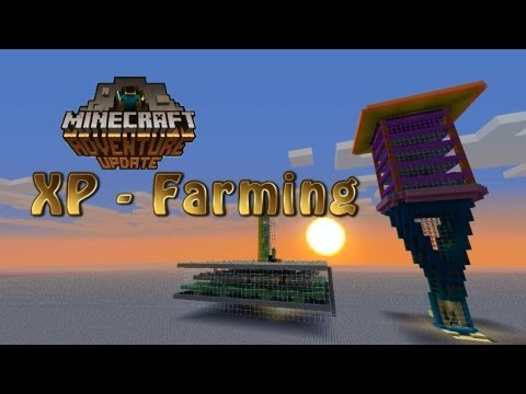 Docm77´s Minecraft Special: XP - Farming
