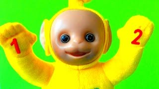 123 Learn to count Teletubbies Lala تلتبيز