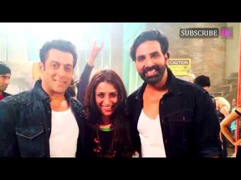 Salman Khan is NOT doing a cameo in Akshay Kumar's Main Gabbar