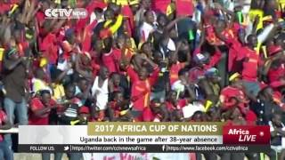 Uganda qualifies for AFCON after 38-year absence