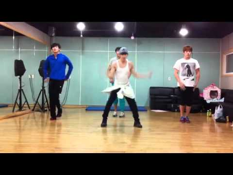 2AM - Goodbye baby [dance practice]