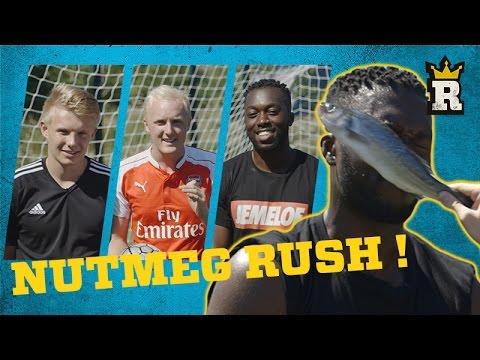 YOUTUBER NUTMEG-RUSH  | Rule'm Sports
