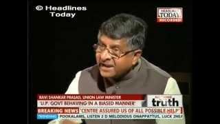 H T N B T T Ravi Shankar Prasad 6 9 2014