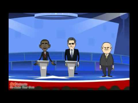 Presidential Debate on Scientific Variables