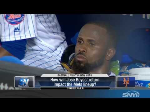 What impact will Jose Reyes have on the Mets?
