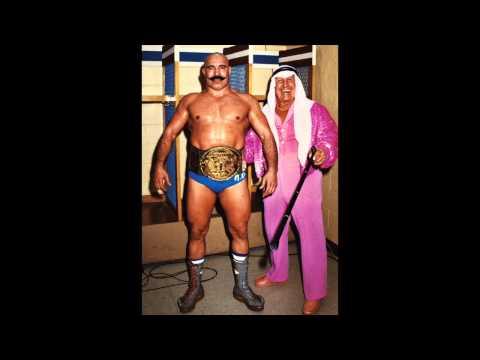Iron Sheik on Ultimate Warrior Death