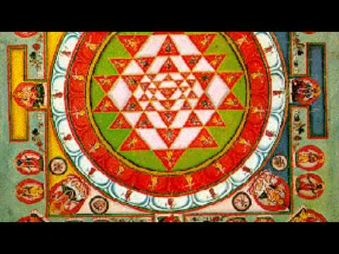Sri Yantra Mantra Power Vibrations