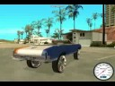 GTA SAN ANDREAS CHEVY DONK MOD PART 6