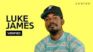 "Luke James ""Drip"" Official Lyrics & Meaning 