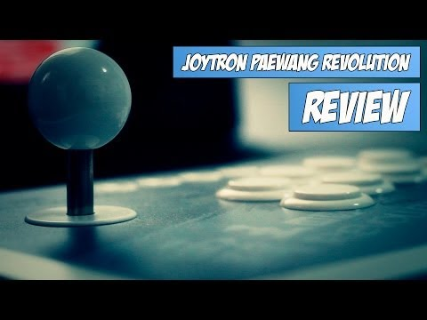Joytron Paewang Revolution - REVIEW - Arcadestick for PS3 PC and XBOX360
