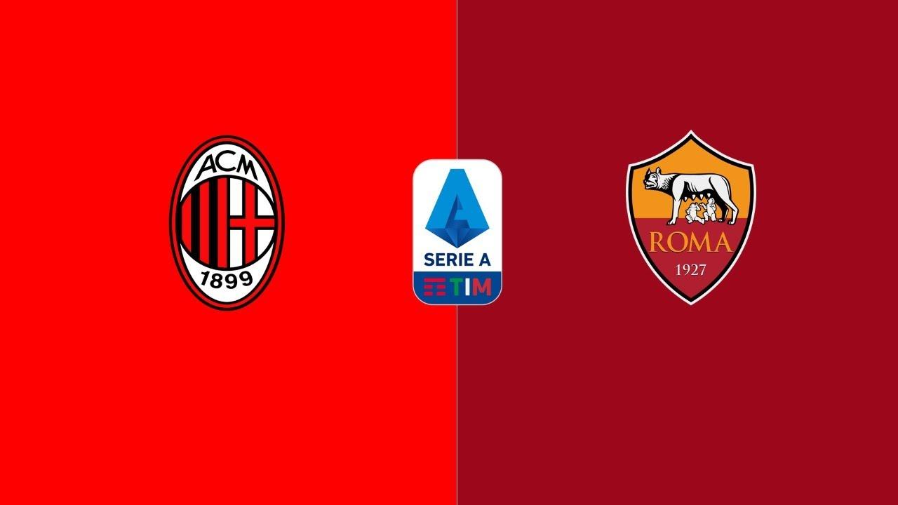 Milan Roma Diretta Live Streaming Serie A Tim  Youtube