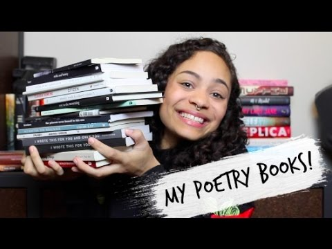 MY POETRY COLLECTION!