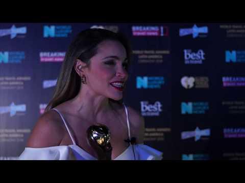Adriana Corena, marketing director, Cartagena de Indias Tourism Board (Spanish)