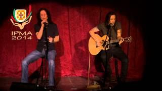 2014 IPMA - Nuno Bettencourt & Gary Cherone LIVE -