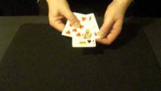 Card Trick - Three Card Monte - Performed By Cheltenham Magician Andy Field