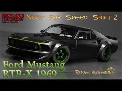 Shift 2 - Mustang Rtr-x 1969