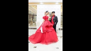 Little Miss Universe - Hoa Hậu Hoàn Vũ Nhí 2018 - Vũ hội hoá trang, Ball Masquerade