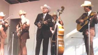 Watch Bill Monroe Molly And Tenbrooks video