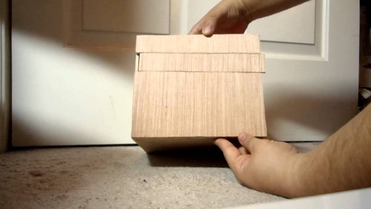 Japanese Wooden Puzzle Box Plans Homemade Japanese Puzzle Box