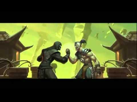 Mortal Kombat - Русская озвучка ! - концовка: НУБ СЭЙБОТ