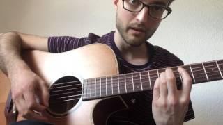 Radiohead I Promise Guitar Tutorial