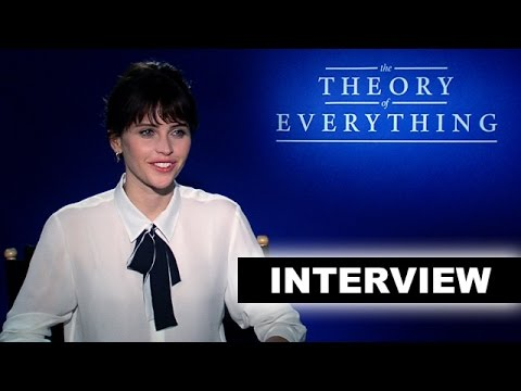 Felicity Jones Interview Today! The Theory of Everything 2014 - Beyond The Trailer