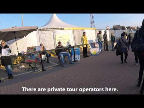 MSC Preziosa Civitavecchia Free Port Shuttle and Rental Car