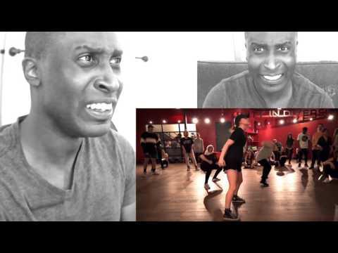 Tsar B - Escalate - Choreography by Alexander Chung - ft Jade Chynoweth REACTION VIDEO!