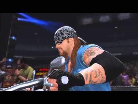 WWE 2K14: Undertaker - Rollin' Entrance