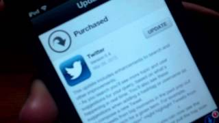 Update: Twitter Version 5.4 (iPod touch, iPhone, iPad) | GeekHelpingHand