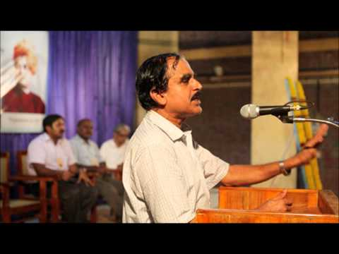 Hindu Concept Of God Speech By Dr N Gopalakrishnan video