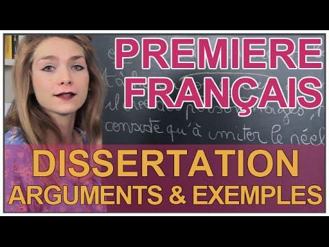 Dissertation Sur Le Roman 1Ere S