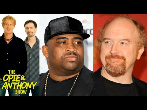 Opie & Anthony - Paranoid Negro Vs Luiz Spick video