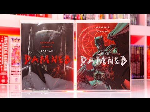 How DC Black Label's Prestige Format Will Impact The Industry (feat. Batman: Damned)