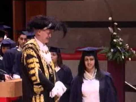 Birmingham City University - Business School Graduation