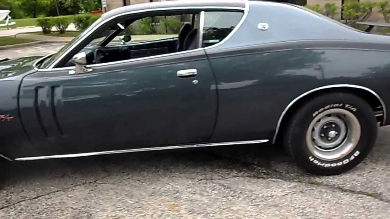 1971 Dodge Charger Rt Se For Sale Youtube