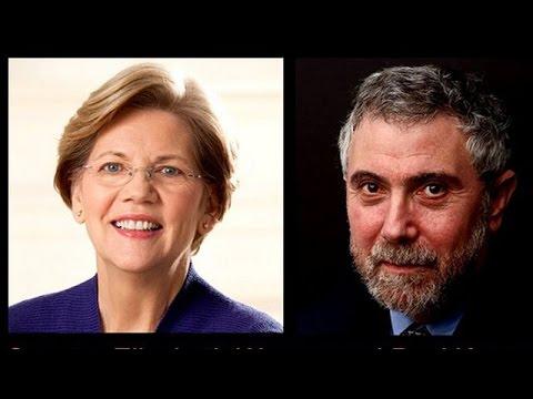 CUNY TV Special: Senator Elizabeth Warren and Paul Krugman in Conversation