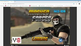 [Y8 Masked Forces] Chơi thử game Masked Forces | PDM